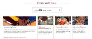 youth-gov topics