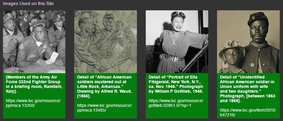 African American History Month – Indiana Federal Documents